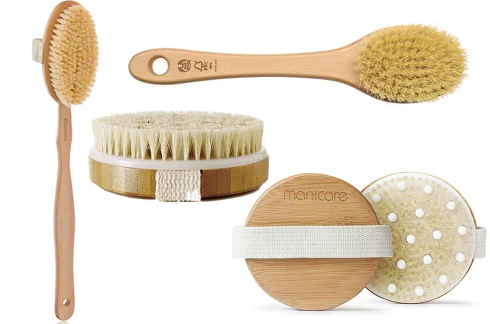 Best Natural Bristle Brush For Dry Brushing