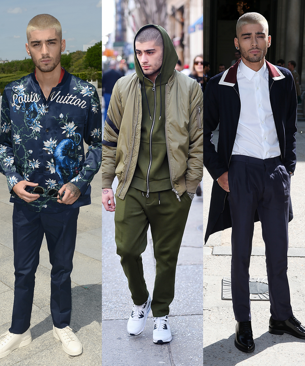Zayn Malik 39 S Road To Fashion Credibility 9style