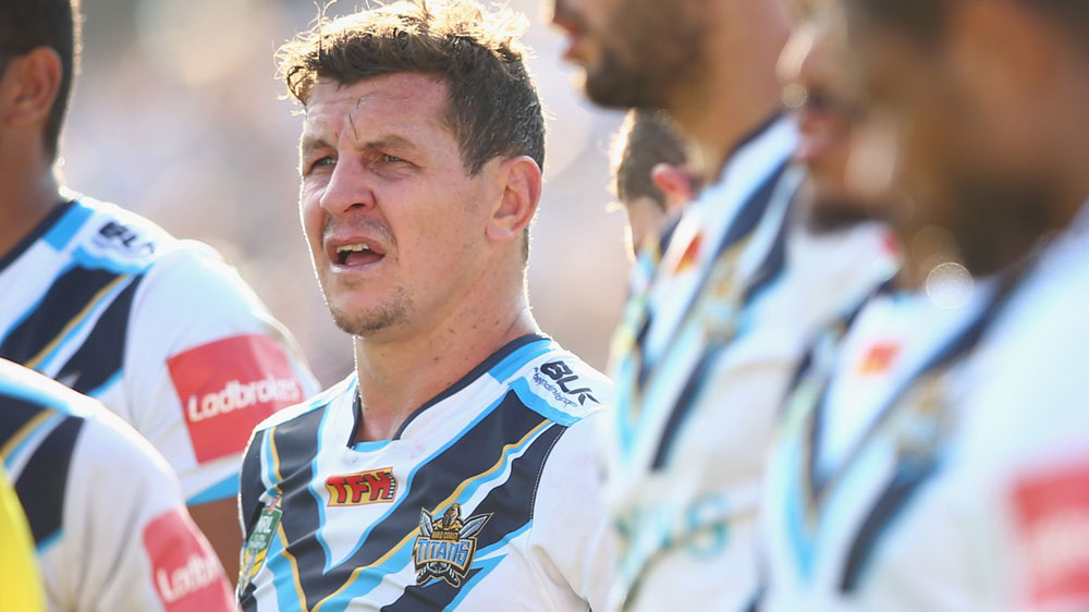 Bird released from end of Titans NRL deal