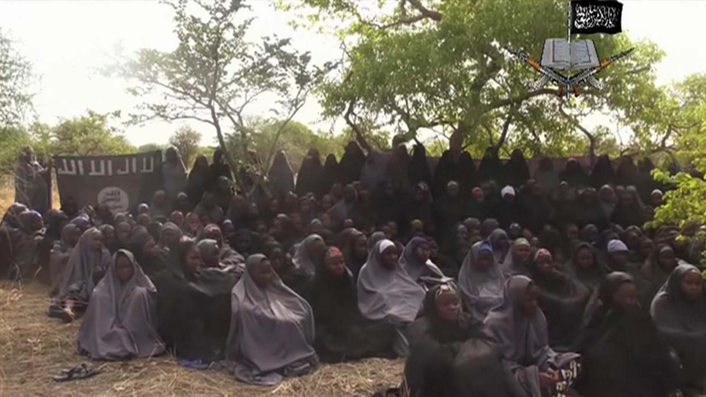 First Chibok girl kidnapped by Boko Haram found in forest