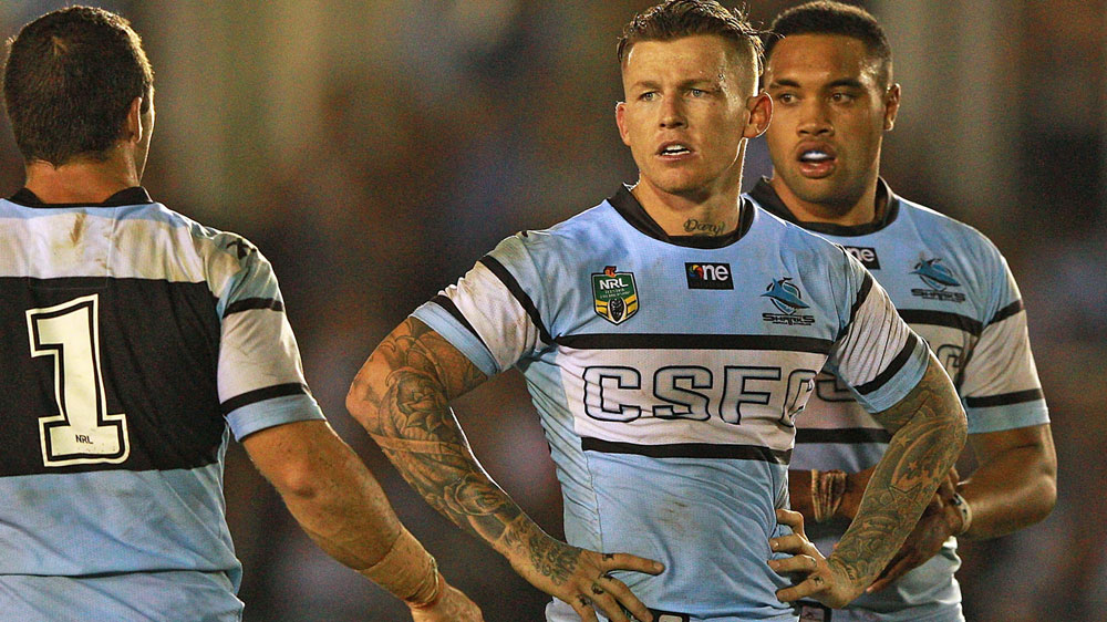 Todd Carney is still keen to return to the NRL. (AAP)