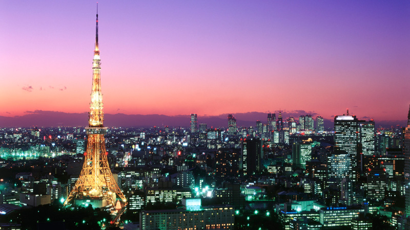 Tokyo By Night Best Places To Take In The View After Dark