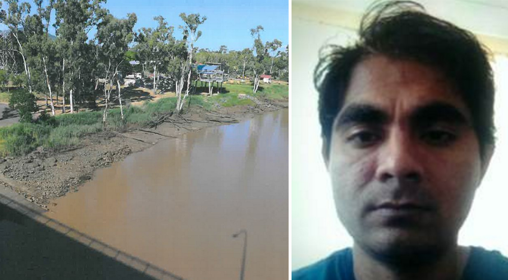 Man charged with murder of Syeid Alam, whose remains were found on Rockhampton river bank