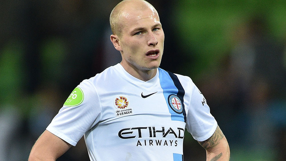 Melbourne City ponder future without Mooy