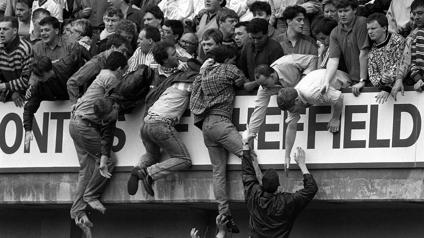 Six charged over Hillsborough stadium disaster