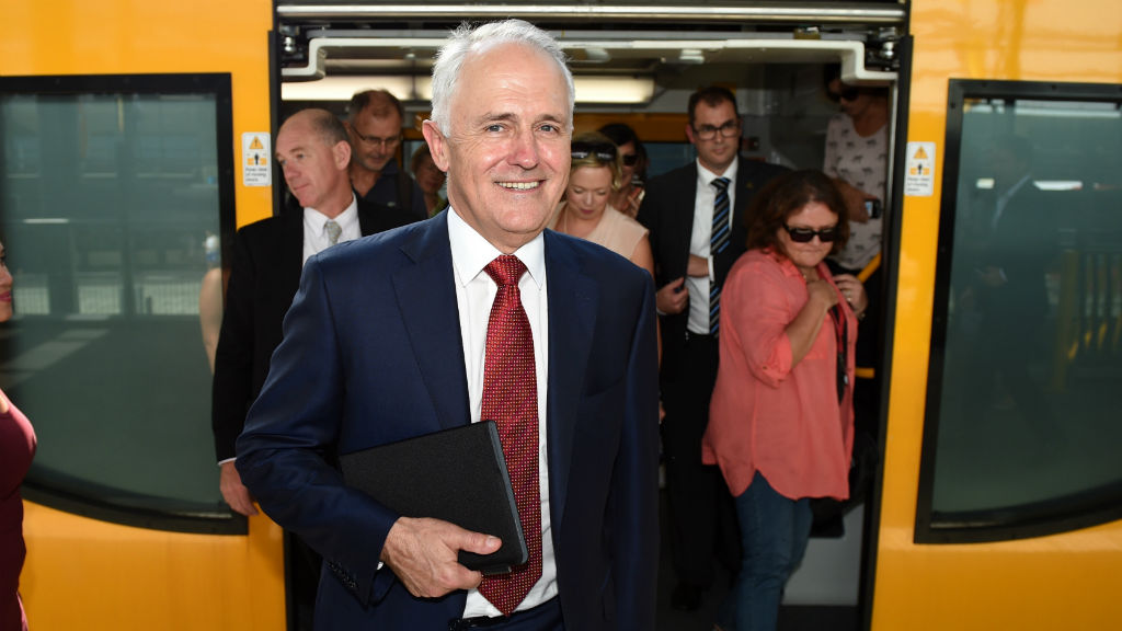 Election won't be called today, PM Malcolm Turnbull says