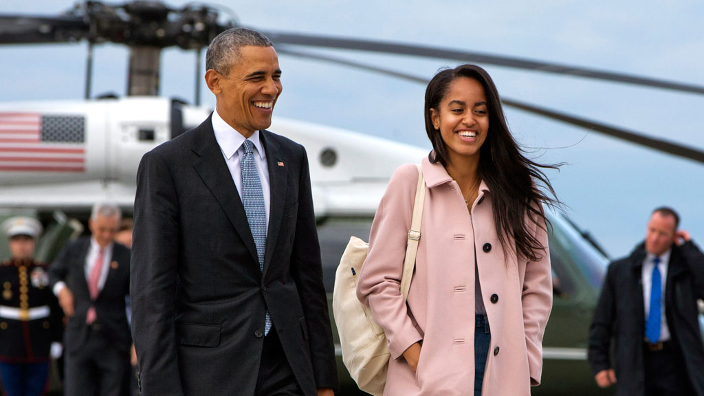 Malia Obama headed to Harvard University after gap year
