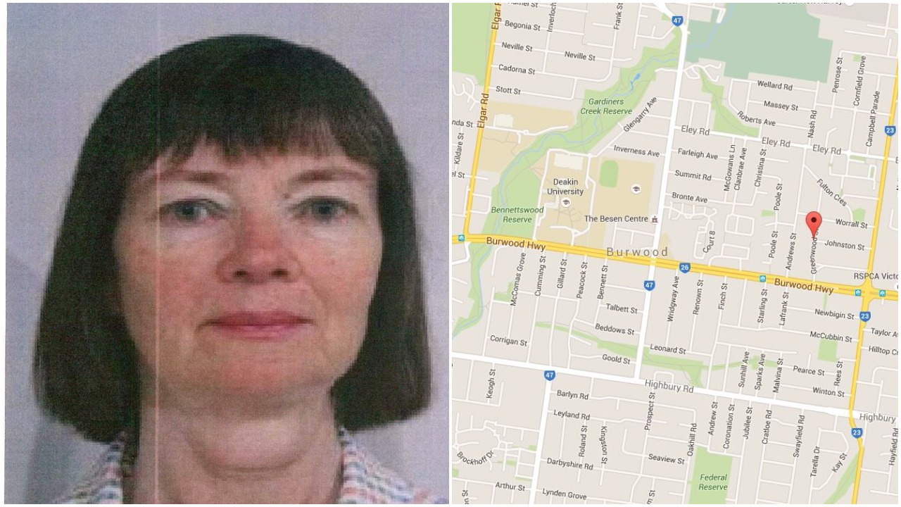 Police search for missing woman last seen in Melbourne's east