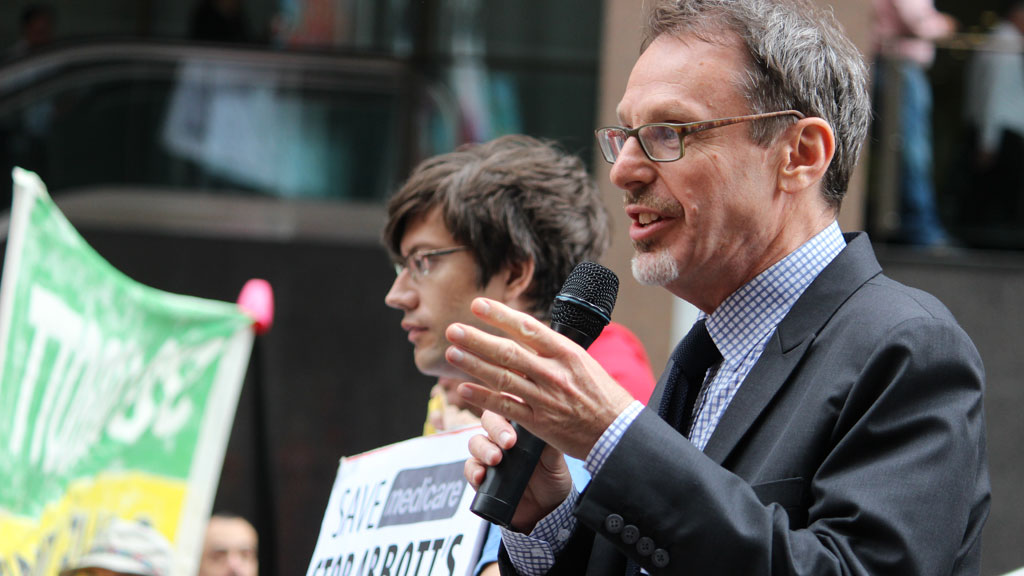 NSW Greens MP John Kaye dies from cancer