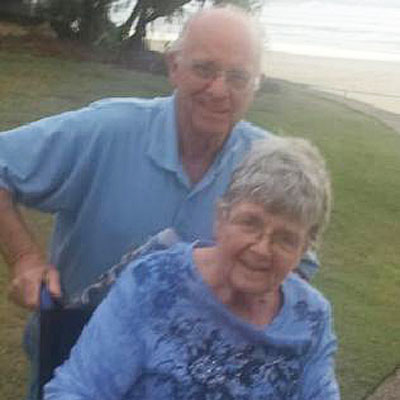 Missing elderly couple found safe and well in Queensland