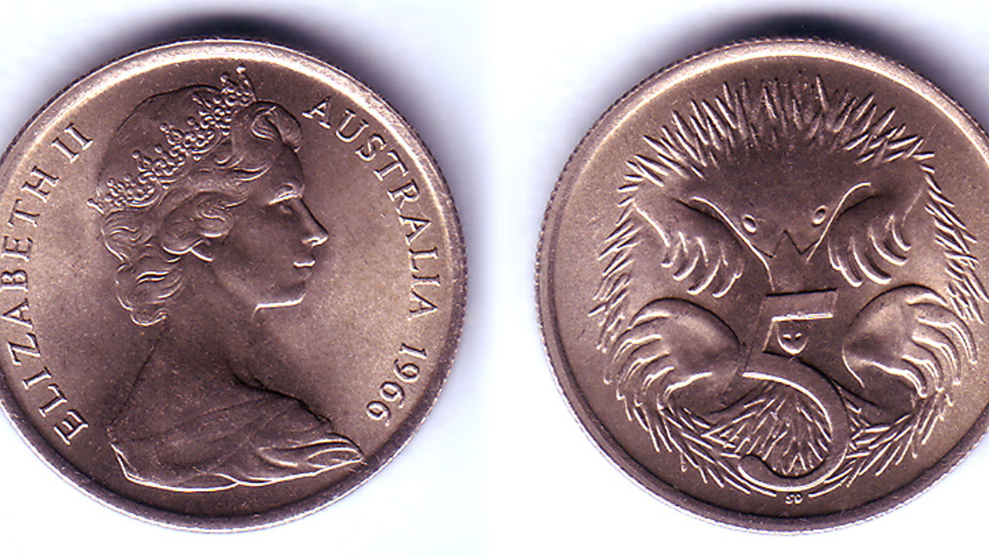 Is this the end of the five cent piece?