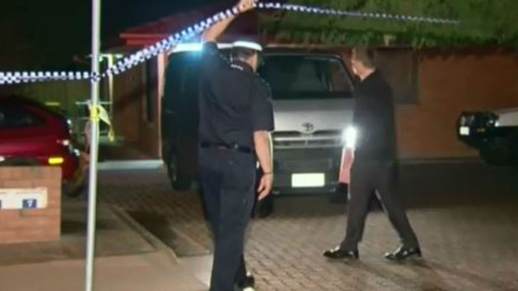 Police were called to the property in Holden Hill at around 6.30pm. (9NEWS)