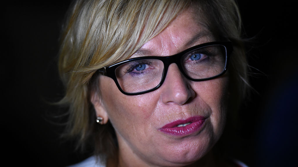 Rosie Batty will honour her son Luke's birthday in June by handing in the Justice for Children petition to the Government and the media. (AAP)