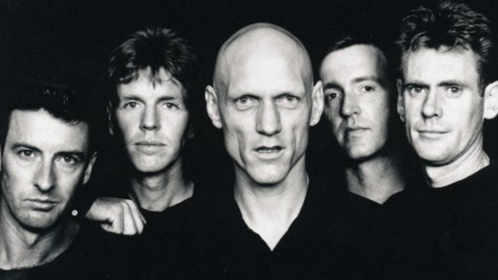 Midnight Oil will tour the world after years out of the spotlight. (AAP)