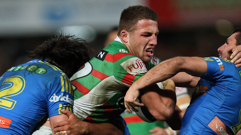Rabbitohs star Sam Burgess named England captain for Four Nations