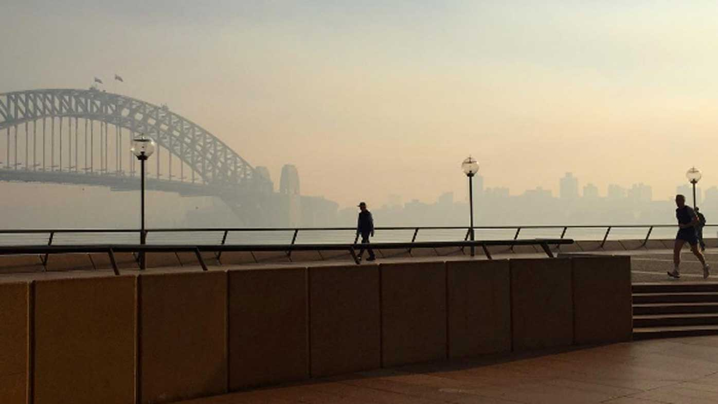 Back-burning to continue across NSW