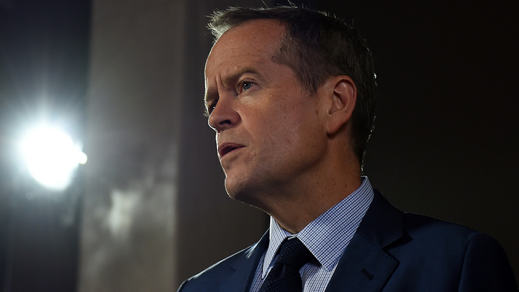 Education election ahead, says Shorten