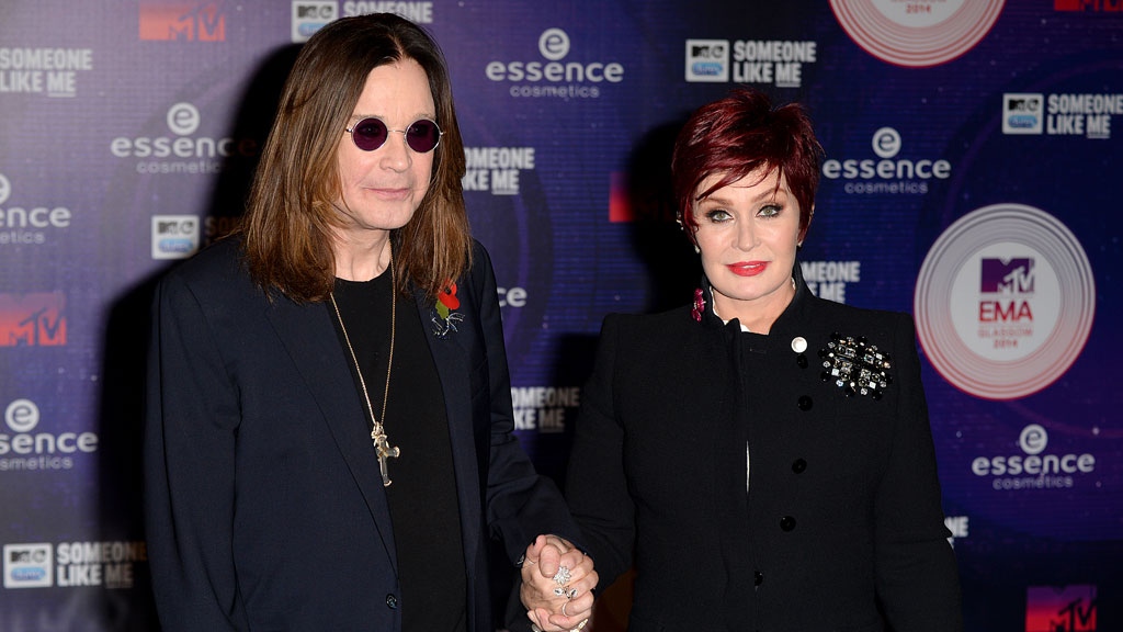 Ozzy and Sharon Osbourne to split after 33 years of marriage: reports