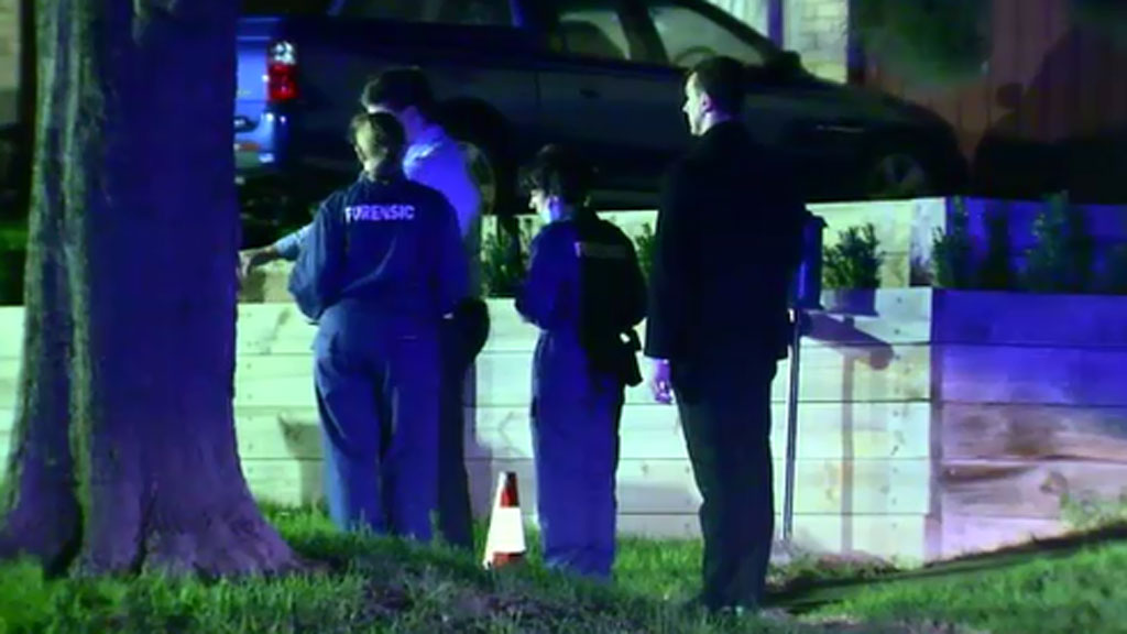Police were called to the Westmeadows property shortly before midnight. (9NEWS)