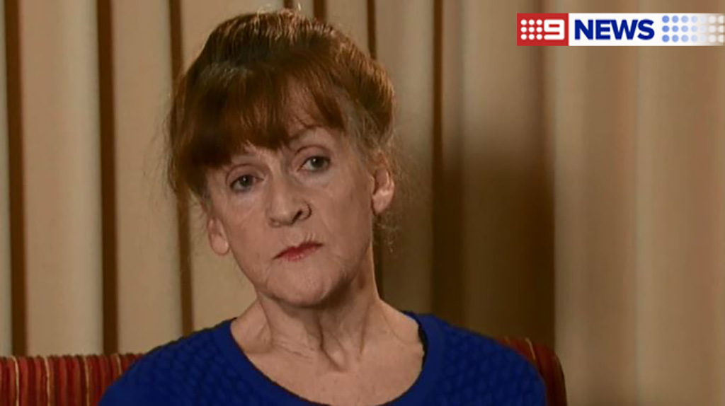 Glenice Harrison lost $5000 in the scam which happened just days after she'd been in hospital with pneumonia. (9NEWS)