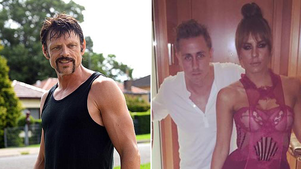 'Catching Milat' actor Malcolm Kennard allegedly punched Lauren Phillips' brother at Logies after-party
