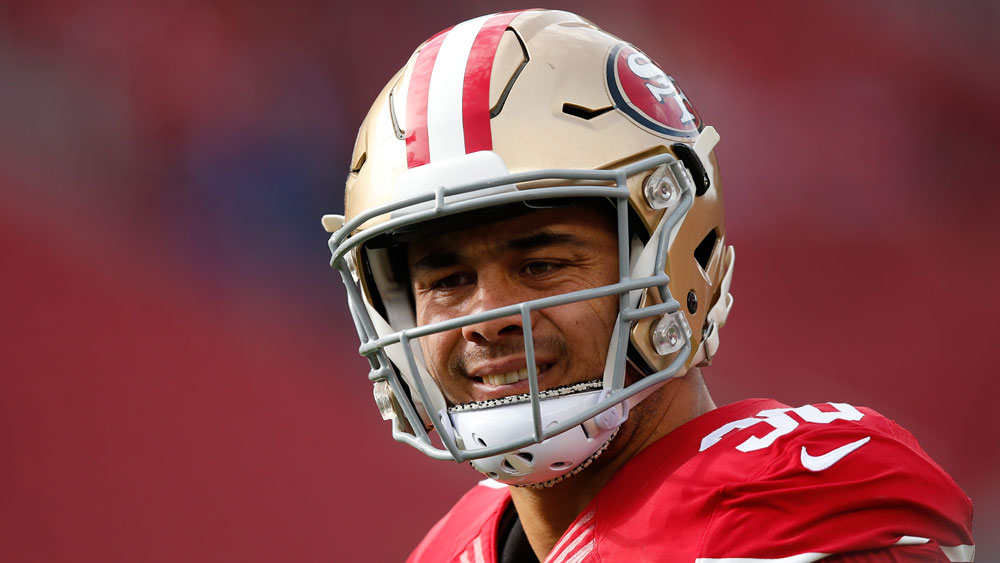 Jarryd Hayne reportedly quits NFL to play rugby sevens for Fiji at Olympics - 9news.com.au