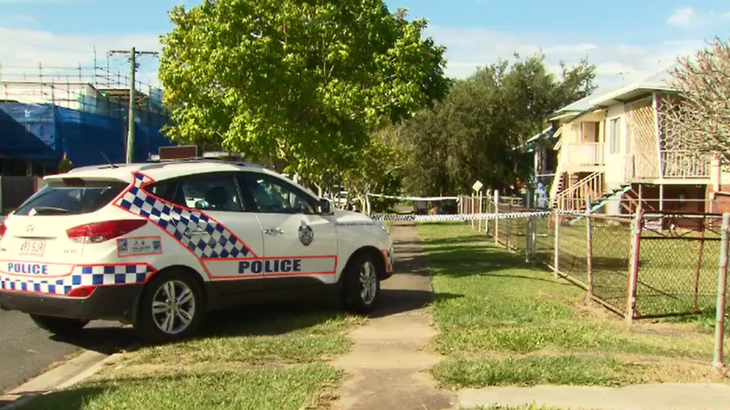 Tony McGrath was found dead in his Woolloongabba home.  (9NEWS)