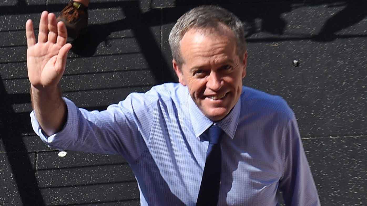 Bill Shorten wins Queensland FM radio quiz