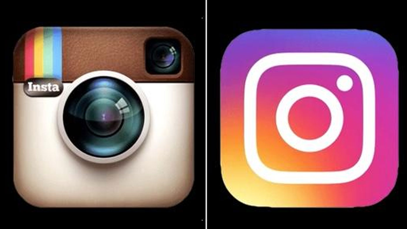 The new Instagram logo gets panned by social media