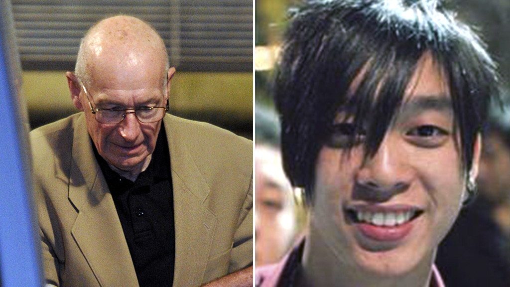 Roger Rogerson says allegation he handled gun which killed Jamie Gao is 'rubbish'