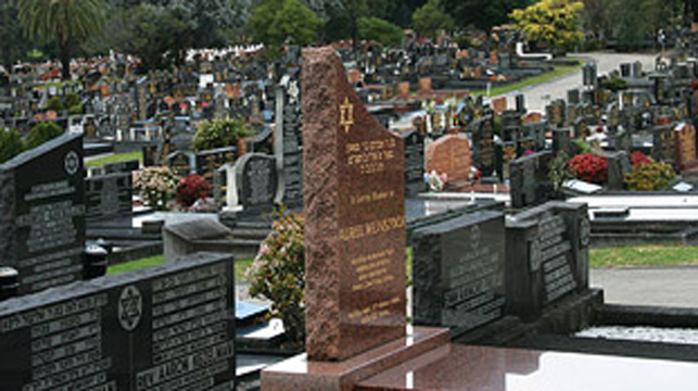 Sydney's richest cemetery going under as CEO accused of misconduct