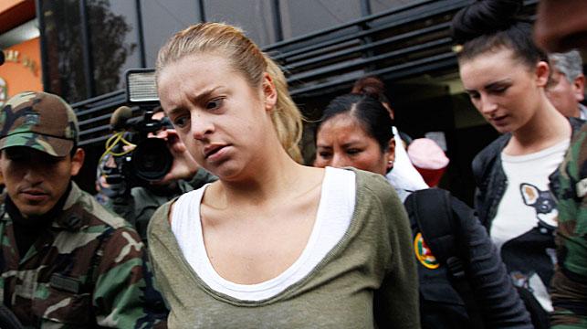 Peru expels British woman convicted of drug trafficking