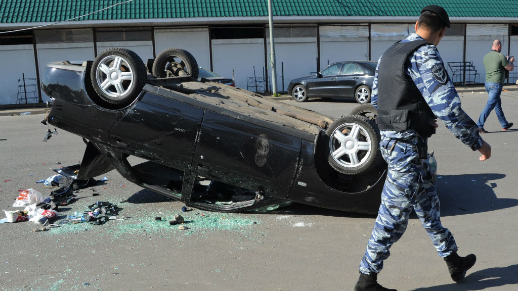 Three killed in brawl at cemetery in Moscow