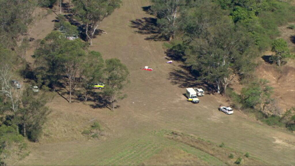 Man dies in paragliding accident near Kilcoy, north west of Brisbane