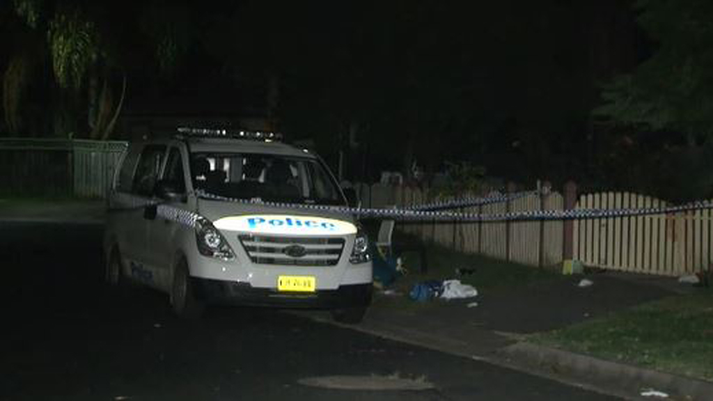 The 24-year-old victim is in hospital in a stable condition. (9NEWS)