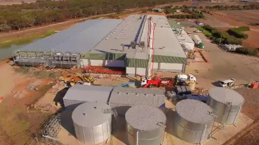 The Ingham site at Montaro will be one of the developed sites. (Supplied)