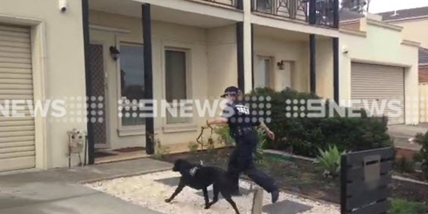 Melbourne police raid family homes with links to 'tinnie terrorists'