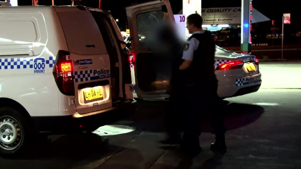 Seven arrested in NSW methamphetamine ring bust
