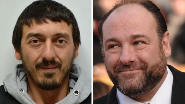 Italian paramedic accused of stealing James Gandolfini's watch as he lay dying