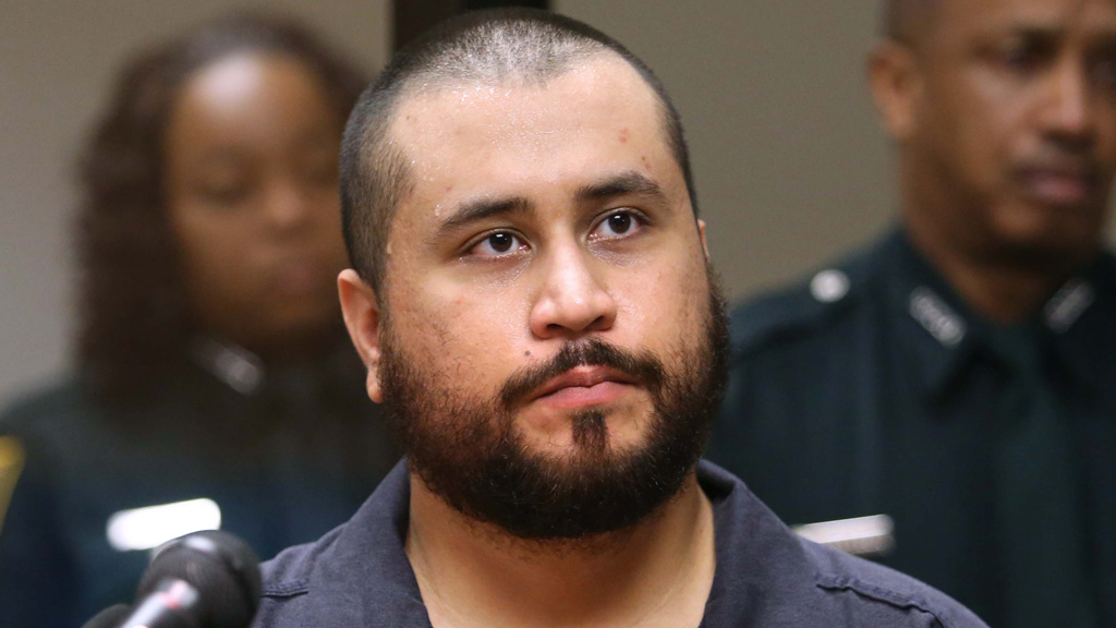 "George Zimmerman listed the gun as an ""American icon"". (AAP)"