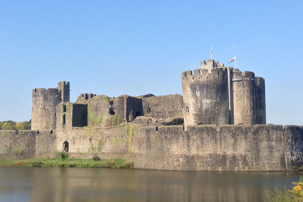 Stay a while at Wales storied Caerphilly Castle 9Travel : 0519castle1 from elsewhere.nine.com.au size 1000 x 667 jpeg 126kB