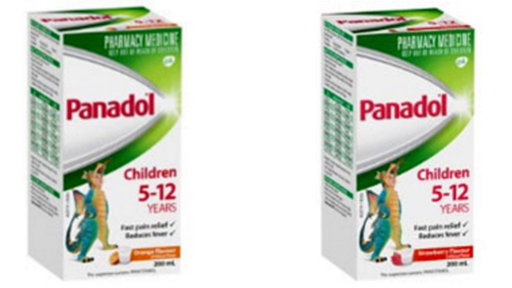 Children's Panadol pulled off shelves amid contamination fears