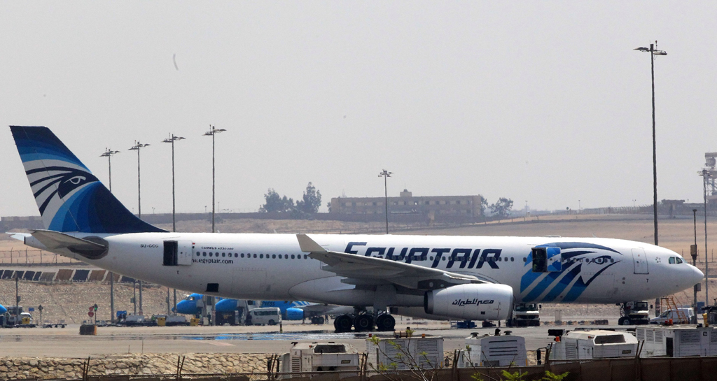 EgyptAir is Egypt's national carrier. (File/AAP)