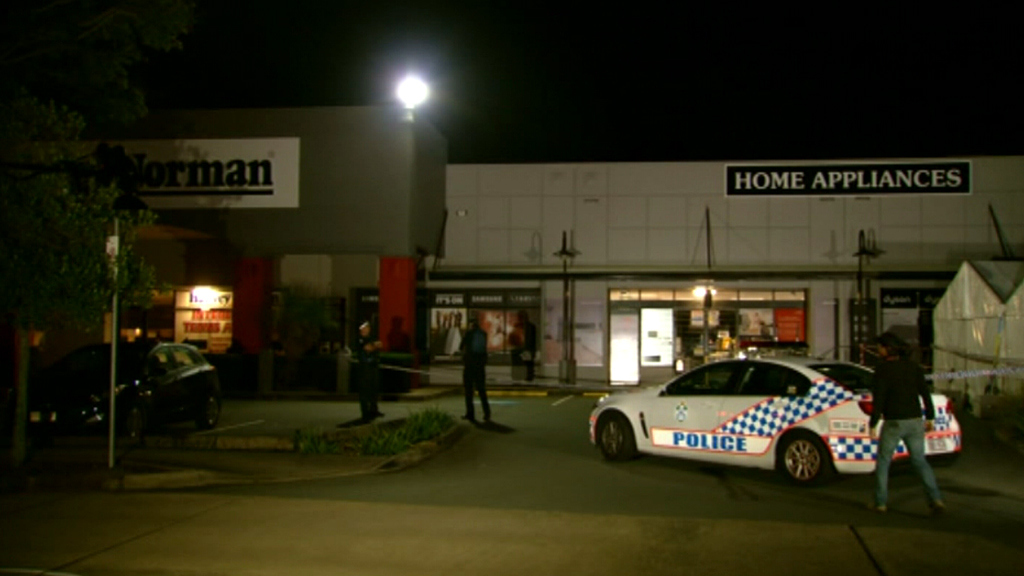 Security guard shot in the ankle north of Brisbane
