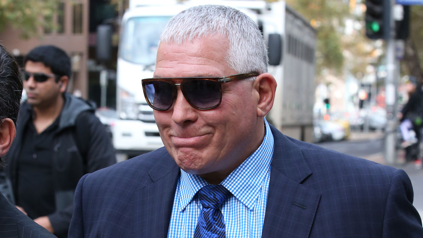 Underworld figure Mick Gatto fronts court for first time in over a decade