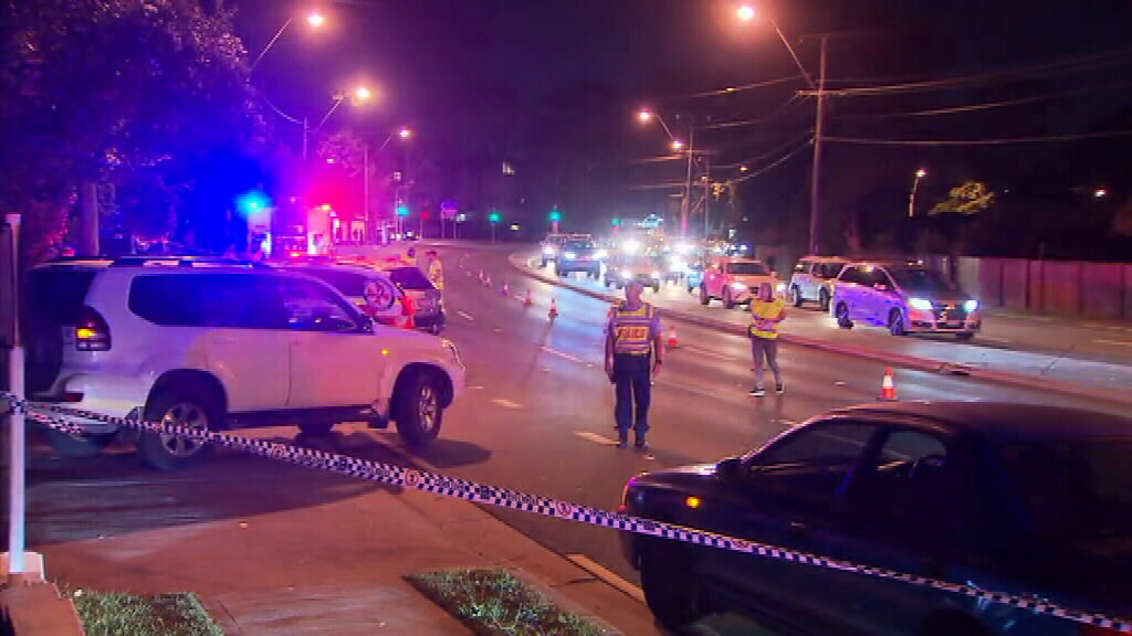 Young boy hit by a car in Sydney's north