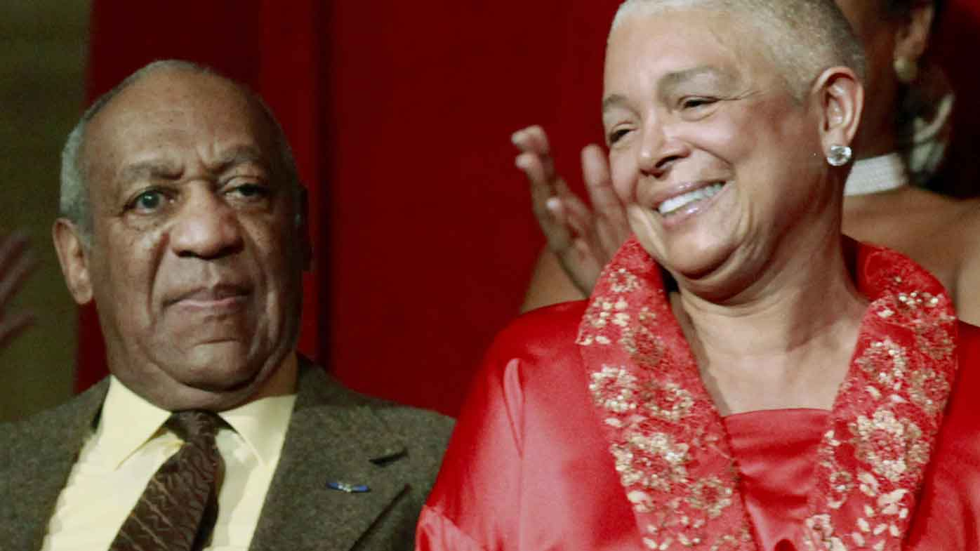 Cosby's wife refused to answer: transcript