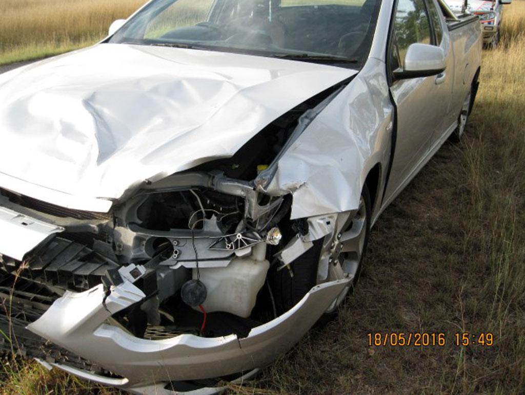 Missing man Jamie Hardgraves' car (QLD Police)