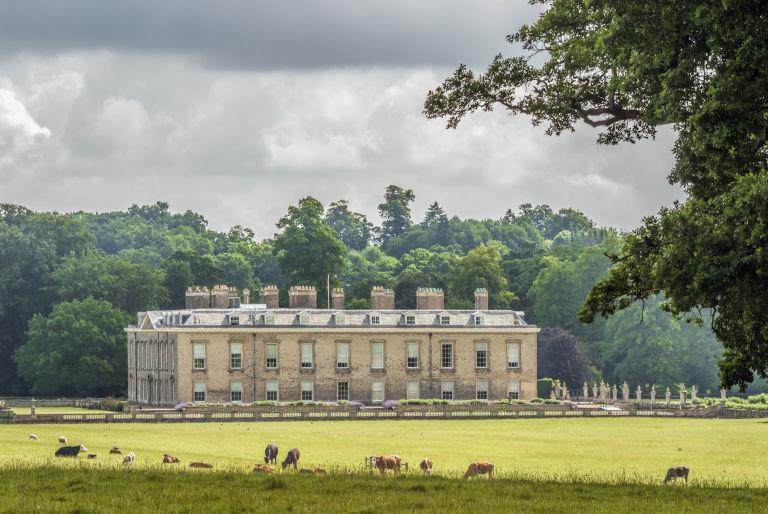 Princess Diana 39 S Ancestral Family Home Althorp Estate For Rent
