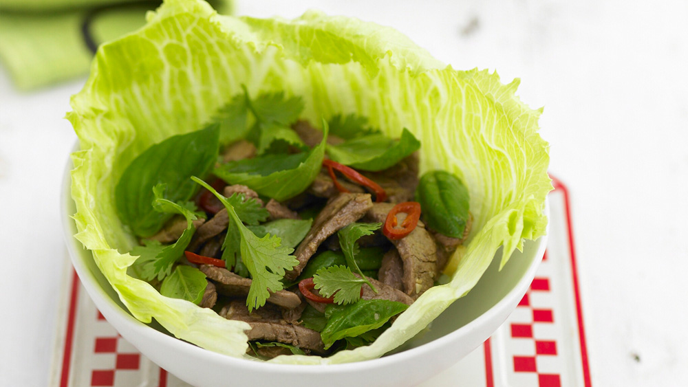 Thai basil recipes